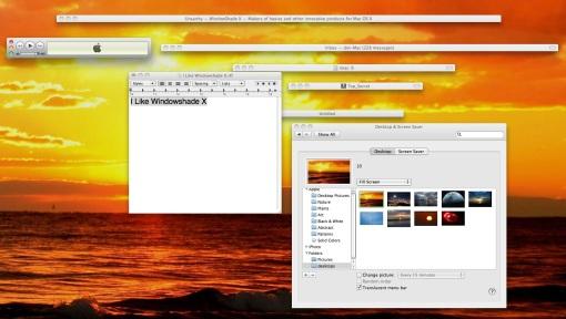 WindowShade X