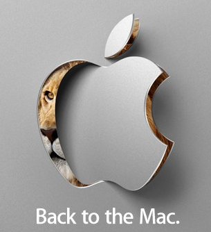Apple to Roar on Oct. 20 and sink it's teeth in new version of Mac OS X 10.7